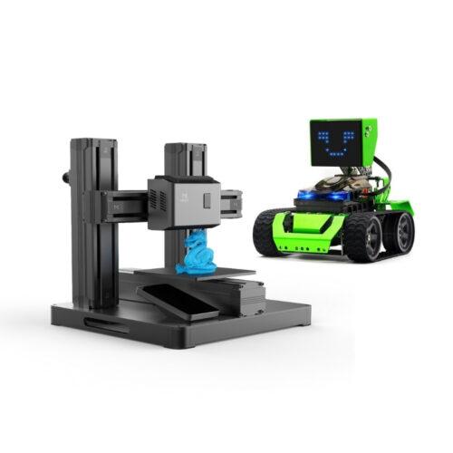 Robotika a 3D tlač