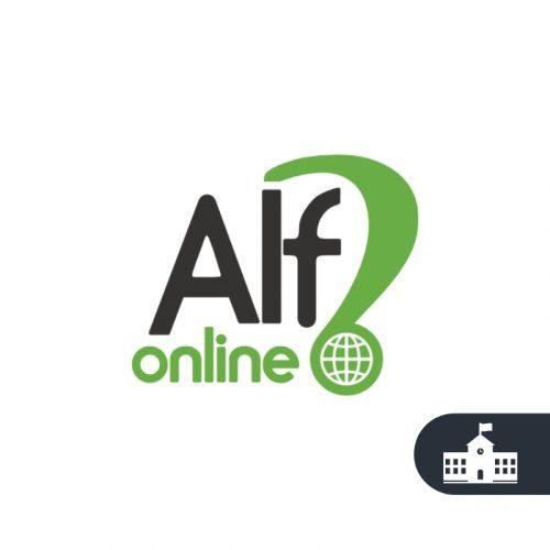 Alf Databaza a online testovanie Skola