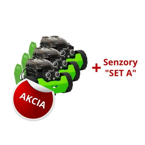 Programovatelny robot Q-Scout a senzory SET A AKCIA