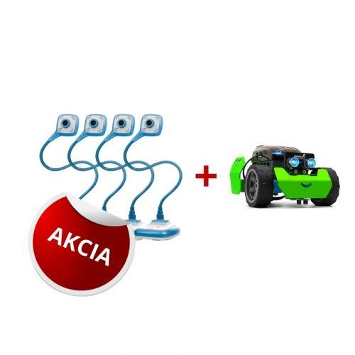 Vizualizér HUE a QScout AKCIA 4
