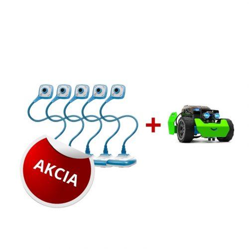 Vizualizér HUE a QScout AKCIA 5