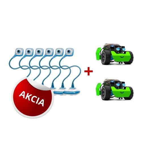 Vizualizér HUE a QScout AKCIA 6